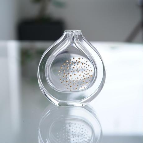 TOKI-K-150 時澤真美  一輪挿し 「a bottle」 dots