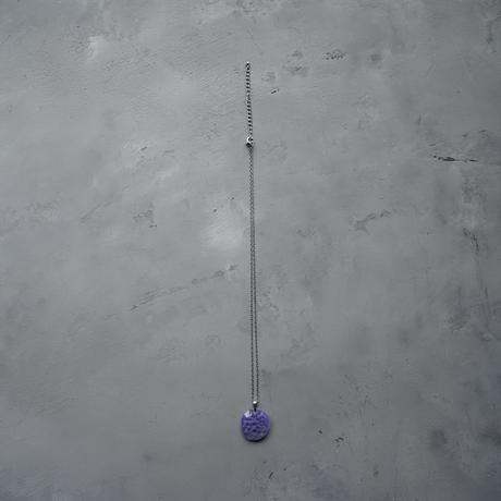 時澤真美 TOKI-K-270 ネックレス 薄紫