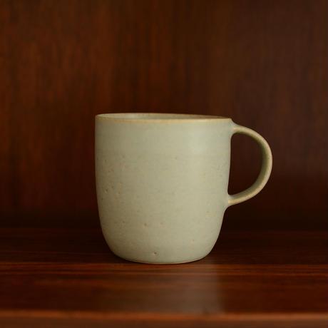 寺嶋綾子 マグカップ(大・水色)