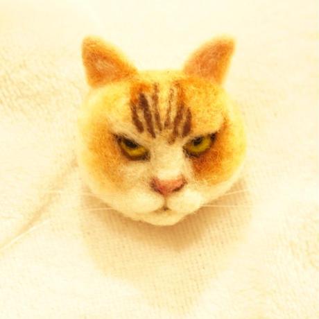 nekineki羊毛フェルト 猫