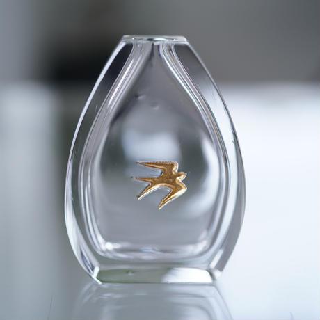 TOKI-K-155 時澤真美  一輪挿し 「a bottle」 bird
