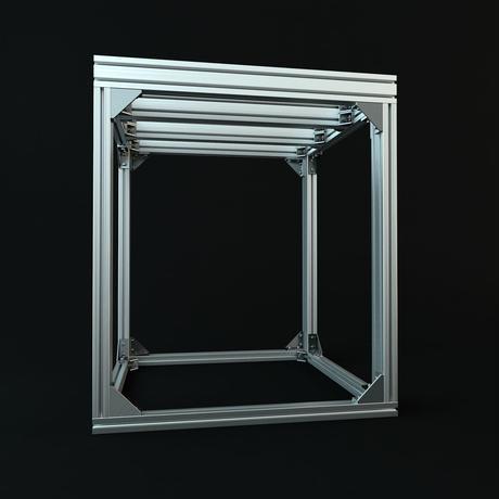 Jigsoma Aqua stand ジグソーマ アクアスタンド W600×D600×H700