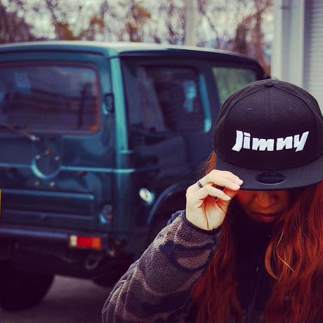 ジムニーキャップ SUZUKI Official Licensed Product [JIMNY CAP NEWERA 9FIFTY™ SNAPBACK]