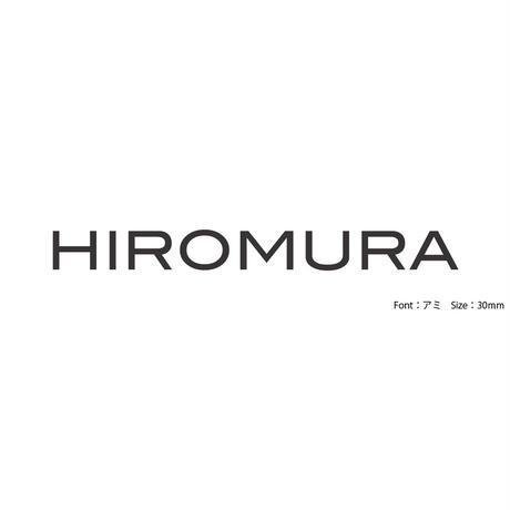 HIROMURA様オーダー専用ページ       F-137