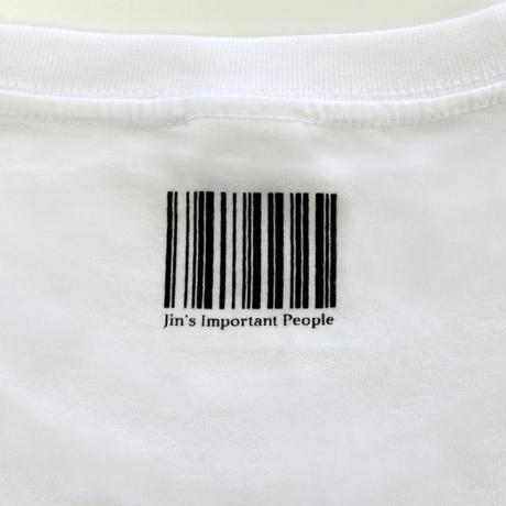 ロゴT-SHIRTS WHITE