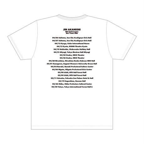 2019/Tシャツ WHITE