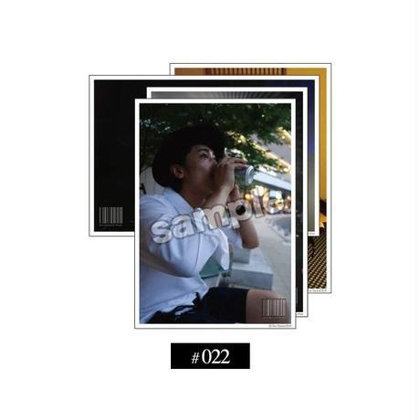 PHOTO SET #016~#022