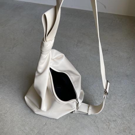 SOFT PU ONE SHOULDER BAG