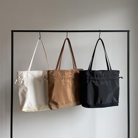 SWITCHING GATHER TOTE