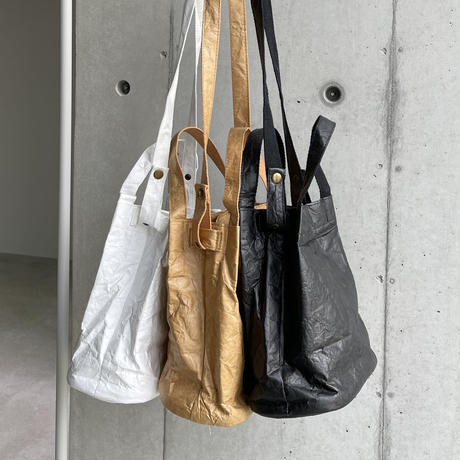 2WAY PARCHMENT CRAFT BAG