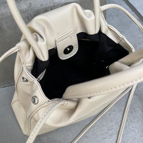 2WAY SOFT SHOULDER BAG