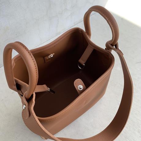 BUCKET SHOULDER BAG