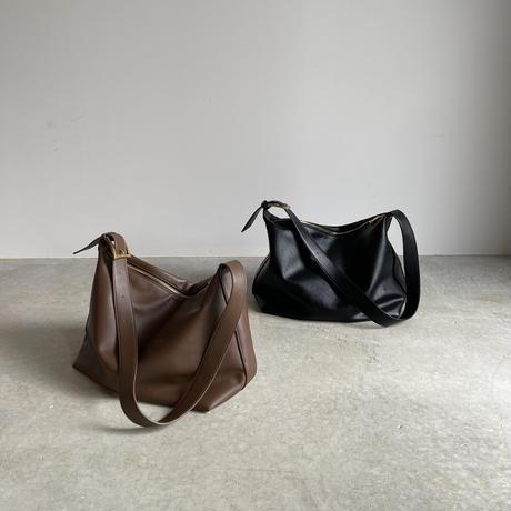 SOFT LOOSE SHOULDER BAG