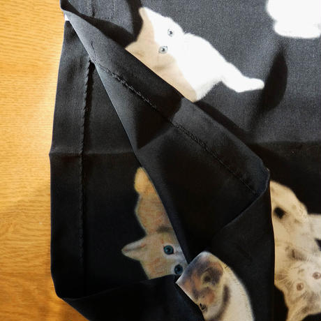 【き楽ッく対応】替え袖 猫 【じざいや オリジナル】