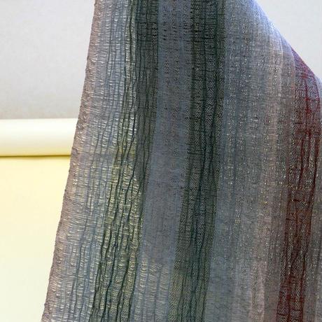 【定価298000円】よろけ織 薄物羽織 仕立て付10万円