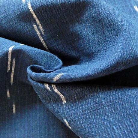 芝崎圭一 藍絣木綿