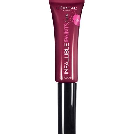 L'Oréal Infallible Lip Paints 326 SULTRY SANGRIA