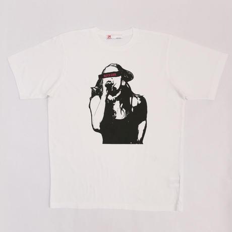 土屋アンナ×JM1 PHOTO scream Tシャツ(9121904008)