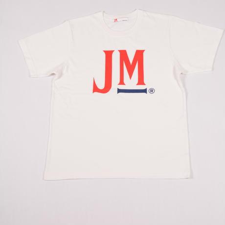 JM1定番ロゴTee WHT