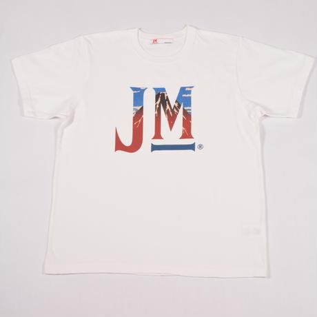 JM1  ロゴTee WHT