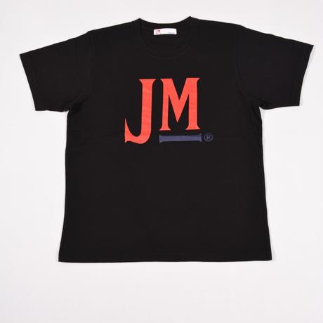 JM1定番ロゴTee BLK