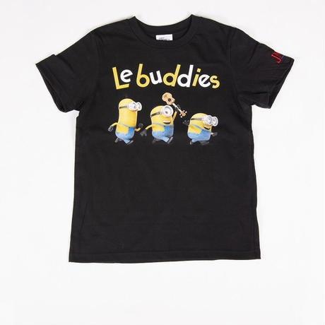 """""""MINION"""" Lebuddies  KIDSTee BLK(9111904017)"""