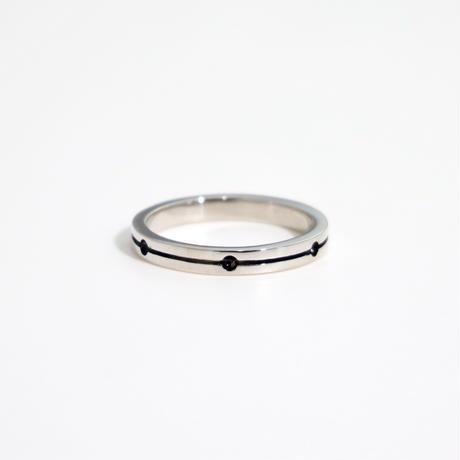 Ring SOLO PARA TI WGBR 01【受注商品/近日発売開始】