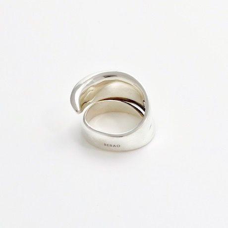 """NEW""  Ring ONDAS  Silver 04【受注商品】"
