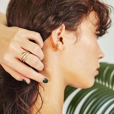 Ear Cuff MEA CULPA YG 01【予約商品】