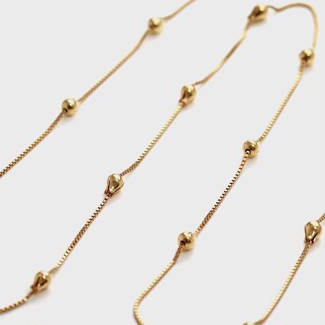 Necklace SUEÑO Vermeil 02【受注商品】
