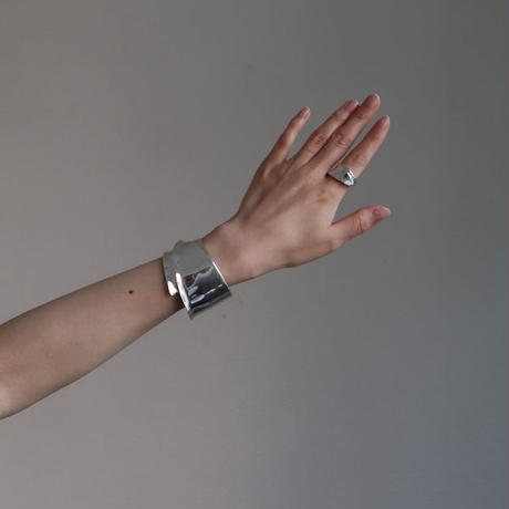 Ring GESTO Silver 06【在庫あり】