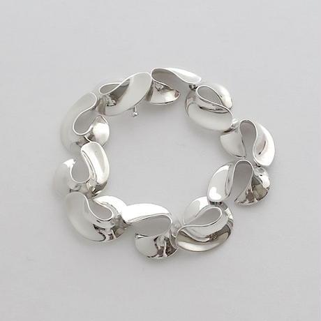 Bracelet Tokyo Silver 01