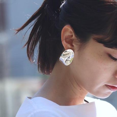 """NEW""  Earrings ONDAS Silver 02-ピアス【在庫あり】"