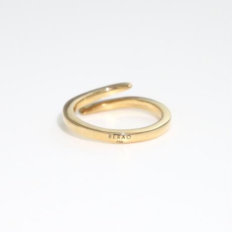 Ring MEA CULPA YG 01【受注商品】