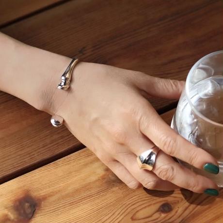 Ring DAYAK  Silver 01【受注商品】