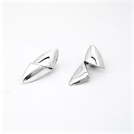 Earrings TOKYO Silver 04-ピアス【在庫あり】
