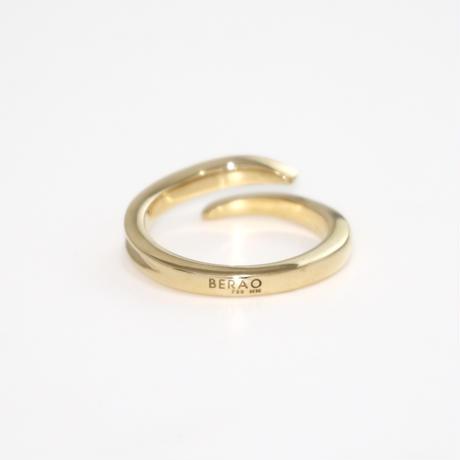 Ring MEA CULPA YG 02【受注商品】
