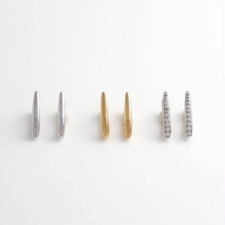 Earrings  SOLEÁ  WG 03-ピアス【受注商品】