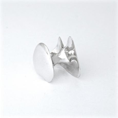 Ring CLASICA EX  Silver 01
