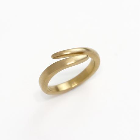 Ring MEA CULPA YG 03【受注商品】
