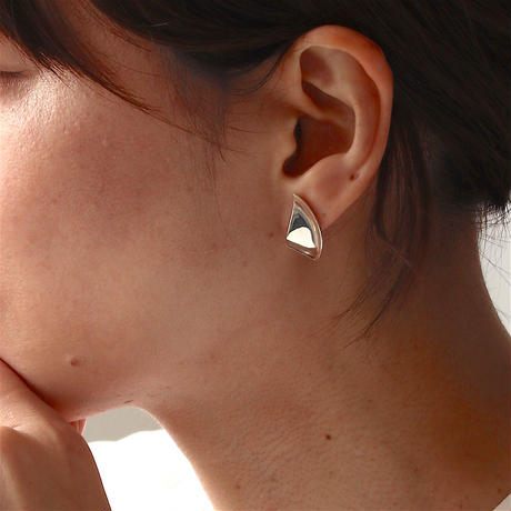 """NEW"" Earrings ONDAS Silver 11-ピアス【在庫あり】"