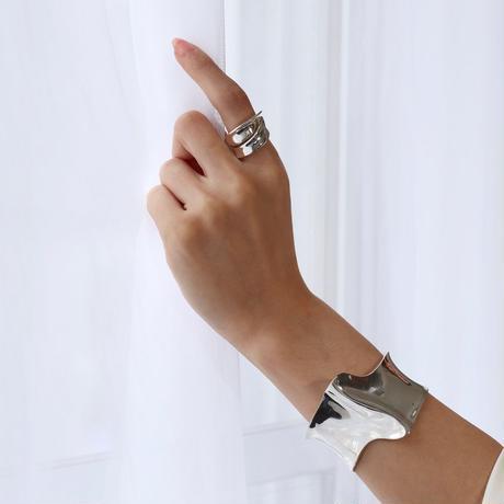 Bangle ONDAS Silver 01【予約商品】