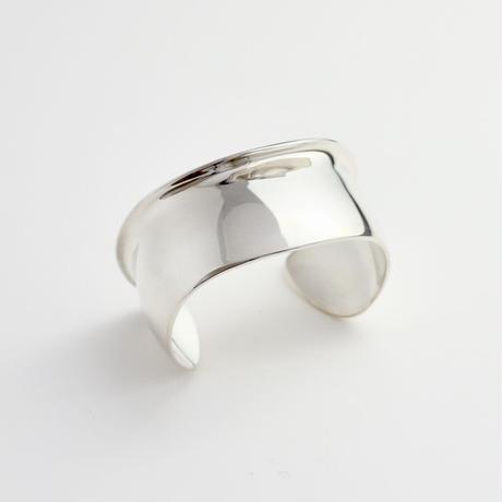 Bangle FLORA  Silver 02_ size S【在庫あり】