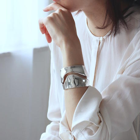 """NEW""  Bangle ONDAS Silver 03【予約商品】"