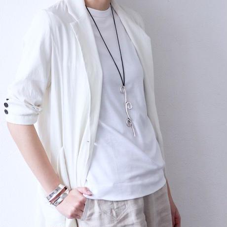 """NEW""  Necklace ONDAS Silver 01【受注商品】"