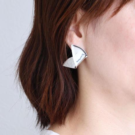 Earrings ONDAS Silver 03-ピアス【在庫あり】