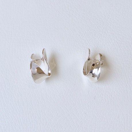 Earrings TOKYO Silver 01-ピアス【在庫あり】