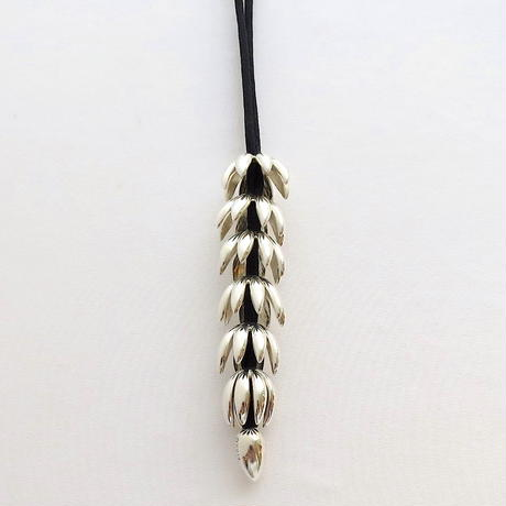 Necklace IRATI  Silver 02【受注商品】