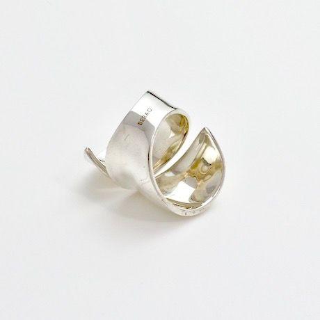 """NEW""  Ring ONDAS Silver 05【受注商品】"