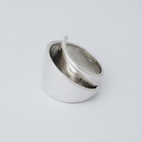 Ring GESTO Silver 02【在庫あり】